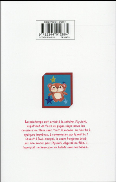 Dos Baby-sitters tome 10