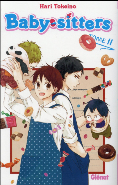 Couverture Baby-sitters tome 11