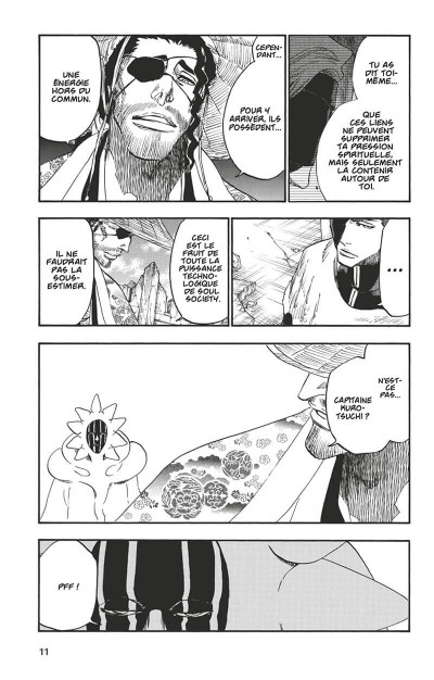 Page 0 Bleach tome 69