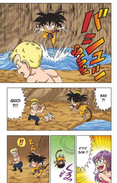 Page 8 Dragon ball SD tome 3