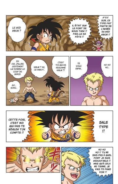 Page 9 Dragon ball SD tome 3