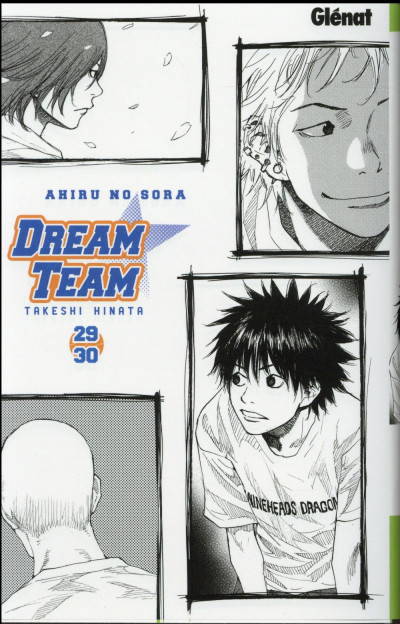 Couverture Dream team tomes 29-30