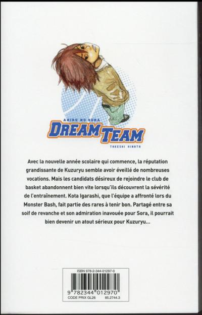 Dos Dream team tomes 29-30