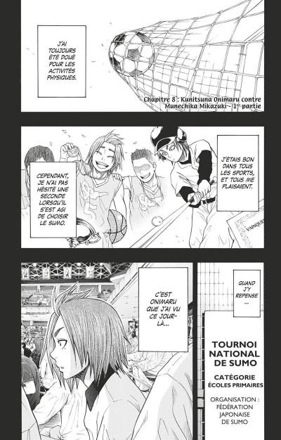 Page 6 Hinomaru sumo tome 2