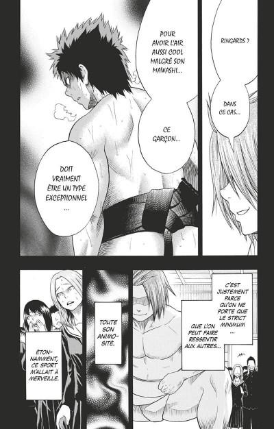 Page 8 Hinomaru sumo tome 2