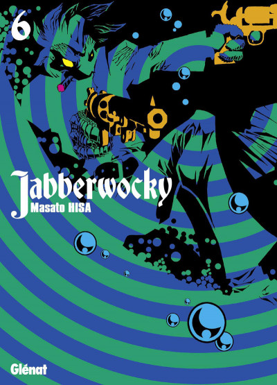 Couverture Jabberwocky tome 6
