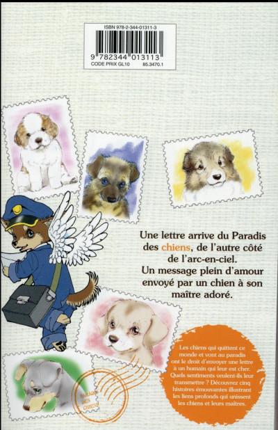 Dos Le paradis des chiens tome 6