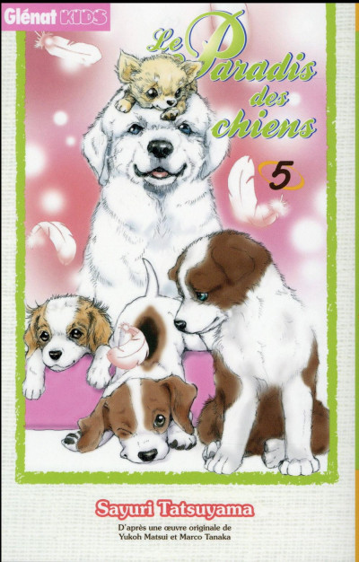 image de Le paradis des chiens tome 5