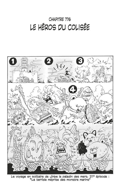 Page 6 One piece tome 78