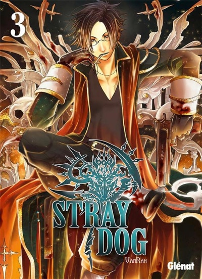 Couverture Stray dog tome 3