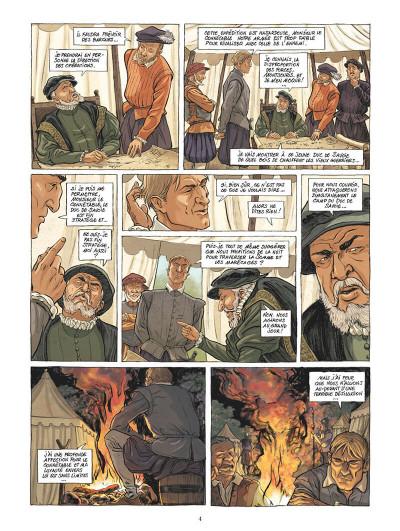 Page 7 Les guerriers de dieu tome 1