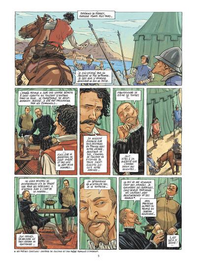 Page 8 Les guerriers de dieu tome 1