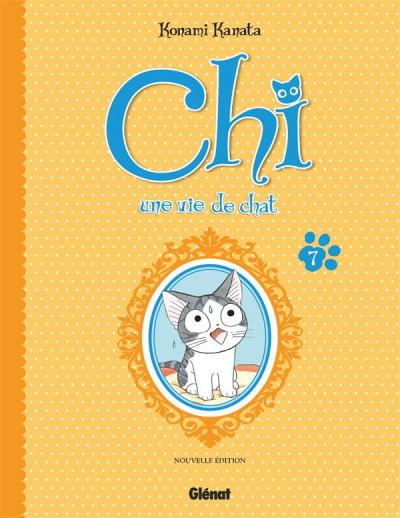 Couverture Chi - une vie de chat grand format tome 7