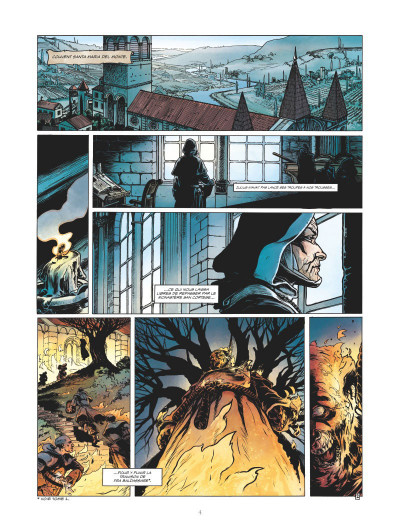 Page 2 Horacio d'Alba tome 2 - édition 2016