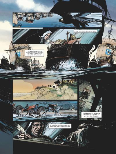 Page 3 Horacio d'Alba tome 2 - édition 2016
