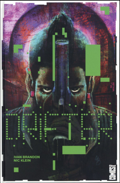 Couverture Drifter tome 2