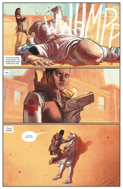 Page 1 Drifter tome 2