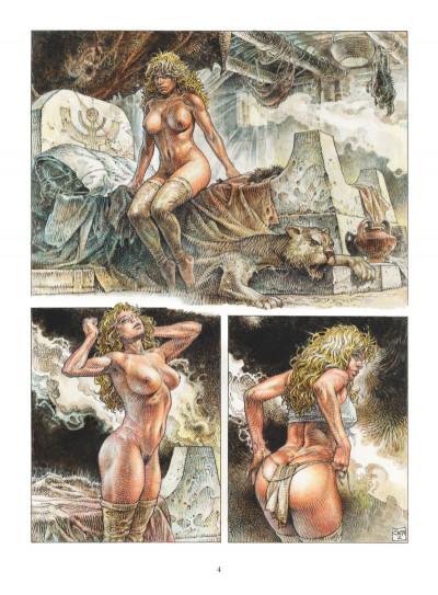 Page 2 Anima - Druuna, les origines