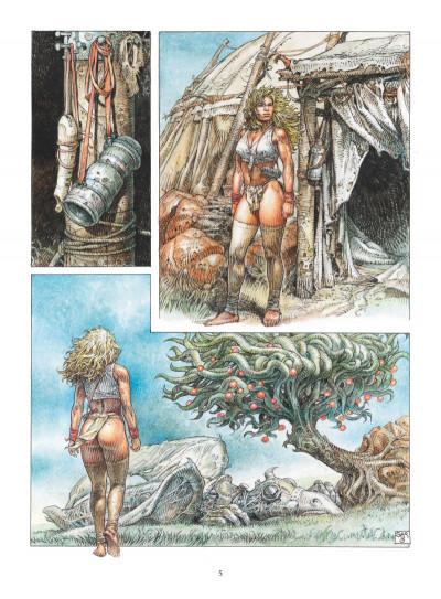 Page 3 Anima - Druuna, les origines