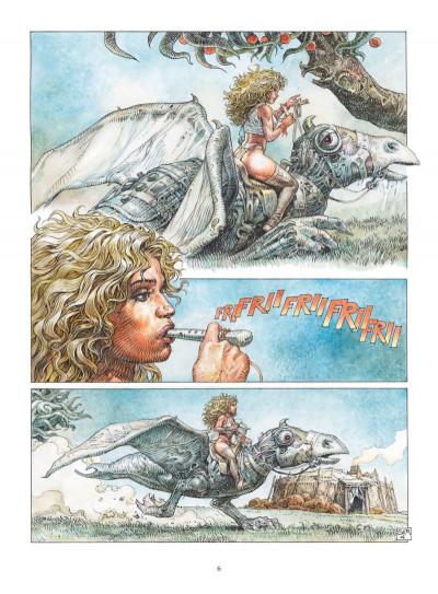 Page 4 Anima - Druuna, les origines