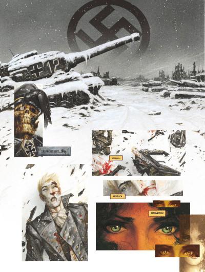 Page 2 Requiem tome 1 - édition 2016