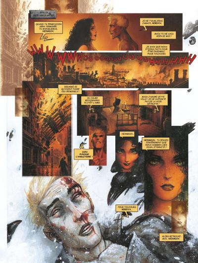 Page 3 Requiem tome 1 - édition 2016