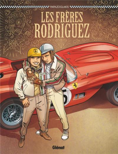 Couverture Les frères Rodriguez