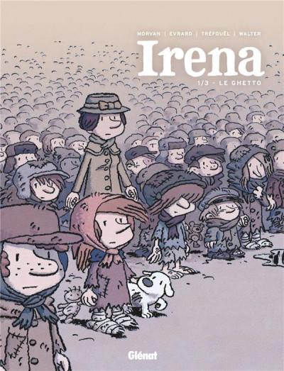 Couverture Irena tome 1
