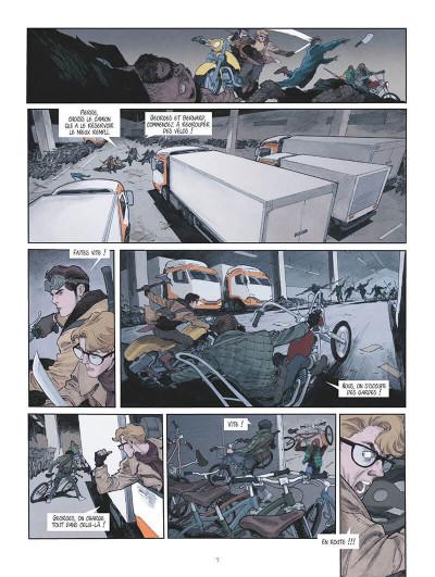 Page 8 Ravage tome 3