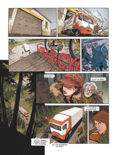 Page 9 Ravage tome 3