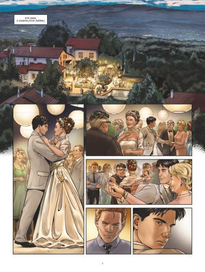 Page 1 Les seigneurs de la terre tome 2