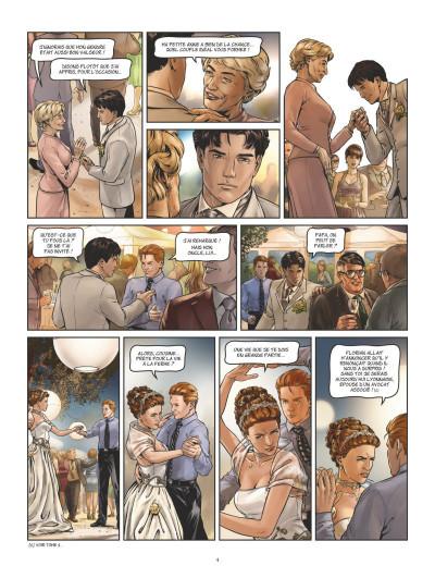 Page 2 Les seigneurs de la terre tome 2