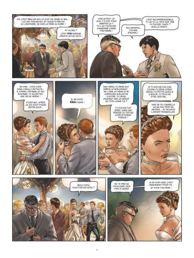 Page 3 Les seigneurs de la terre tome 2