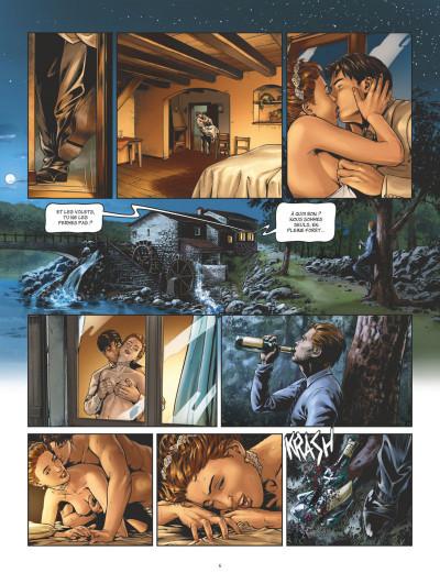 Page 4 Les seigneurs de la terre tome 2