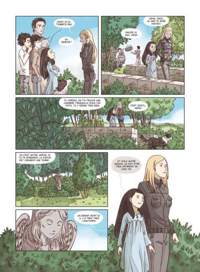 Page 0 How i live now - Maintenant, c'est ma vie