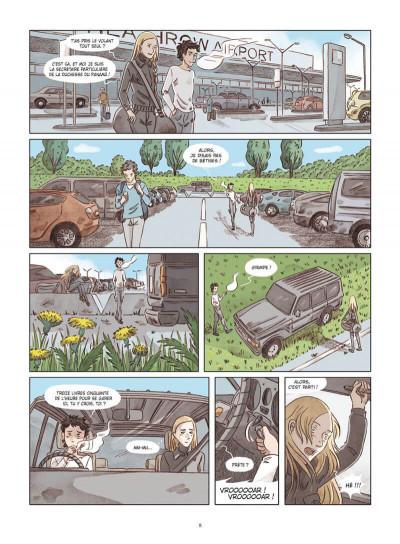 Page 6 How i live now - Maintenant, c'est ma vie