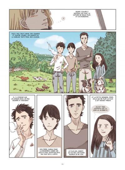 Page 9 How i live now - Maintenant, c'est ma vie