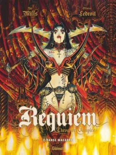 Couverture Requiem tome 2 - édition 2016