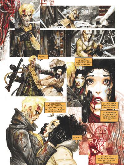 Page 3 Requiem tome 2 - édition 2016