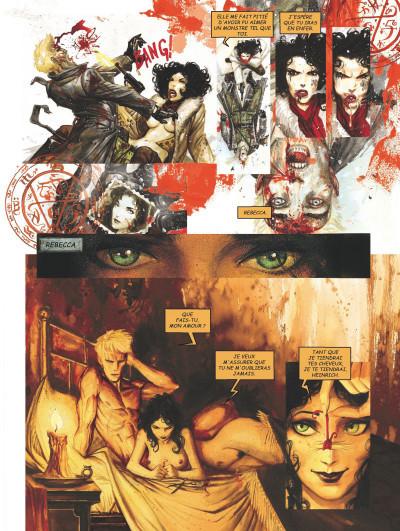 Page 5 Requiem tome 2 - édition 2016