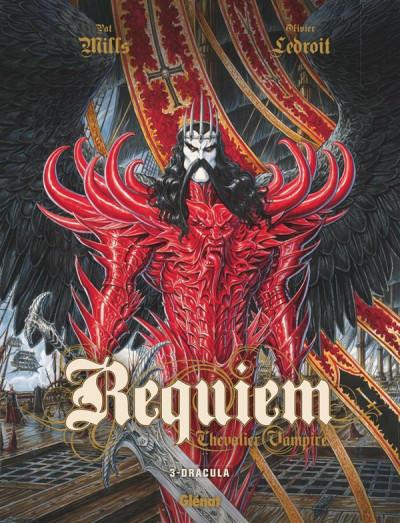 Couverture Requiem tome 3 - édition 2016