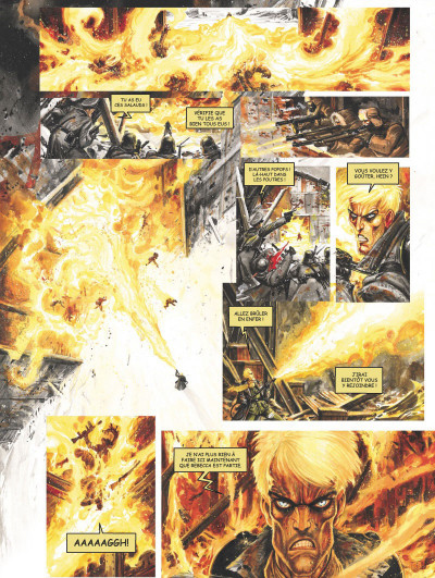 Page 1 Requiem tome 3 - édition 2016