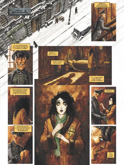 Page 2 Requiem tome 3 - édition 2016