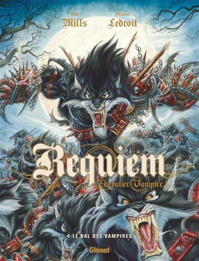 Couverture Requiem tome 4 - édition 2016