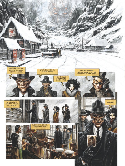 Page 1 Requiem tome 5 - édition 2017