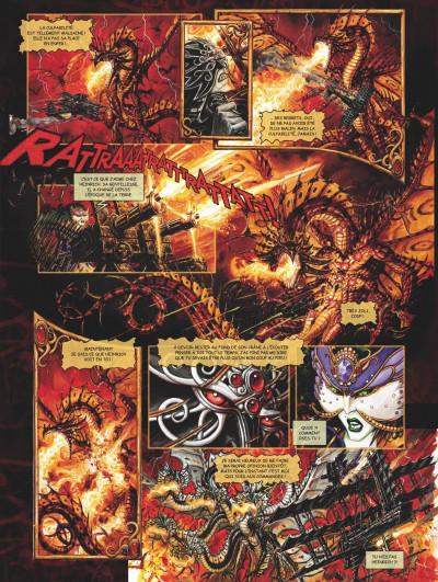Page 0 Requiem tome 5 - édition 2017