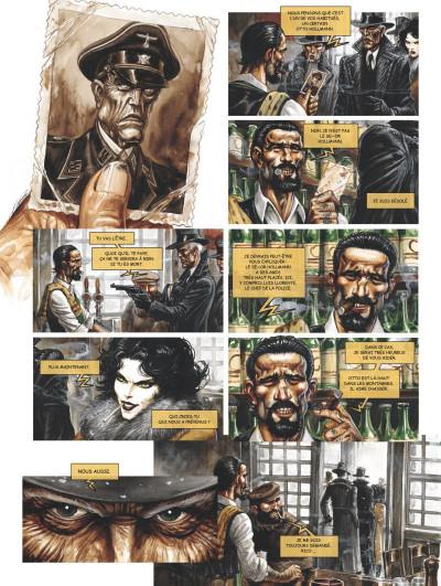 Page 2 Requiem tome 5 - édition 2017