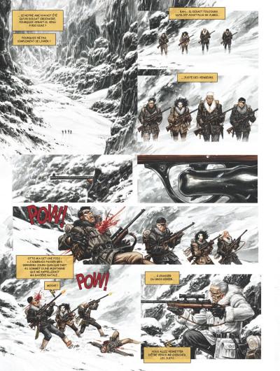 Page 3 Requiem tome 5 - édition 2017