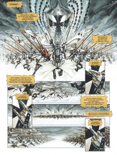 Page 1 Requiem tome 6 - édition 2017