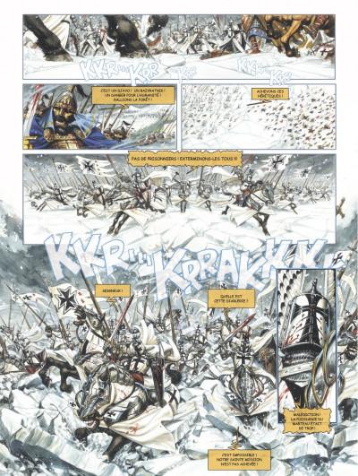 Page 4 Requiem tome 6 - édition 2017